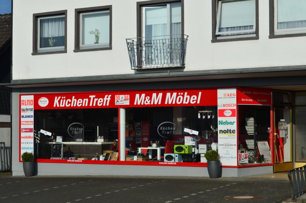 Ausstellung Waldbröl | M&M Küchen